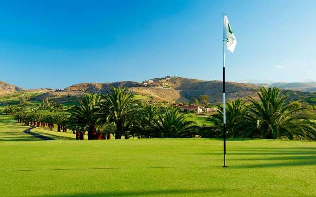 Sheraton Salobre Golf